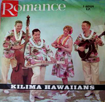 Rudi Wairata & The Kilima Hawaiian